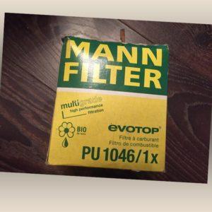 PU1046/1x Топливный фильтр
